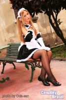 French Maid by MariRainha