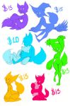 YCH sticker chibs (CLOSED) by keofoxglove