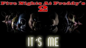 FNAF 2 New and Old by CABEZILLA142