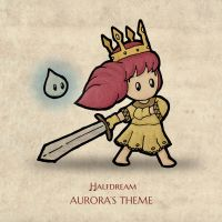 Cover Art for Aurora's Theme by marcphx