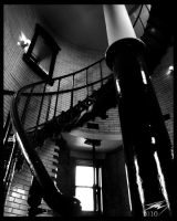 Lighthouse Interior Revisited by Murphoto