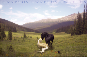 comm :: someone to love by xglassraindrops