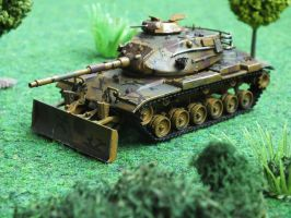 M60 in the Woods by Baryonyx62