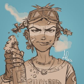 Tank Girl by Pulce90