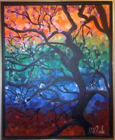 tree of seasons by mandykip