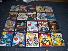 Angels Ps2 collection part 1 by Angelicstubborness