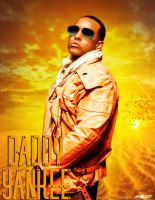 Daddy Yankee by Man-Graphics