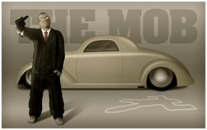 THE MOB by toonButcher