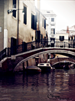 Venice I. by Clergna