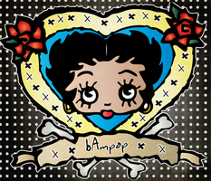 My Betty by bampop