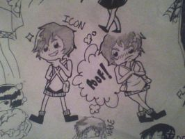 Yam chibs 3 by skatergirl747