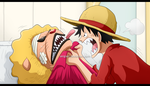 One Piece 815 - Sanji is my crewmate!! by SergiART