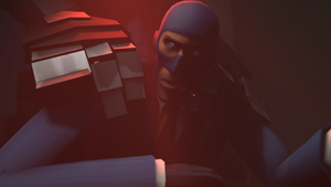 [SFM] You're already dead little Spy by thejoker02200