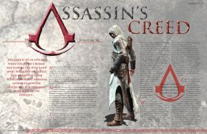 Assassins Creed Layout by xakari
