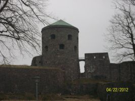 Bohus Fortress by AhstTraotee