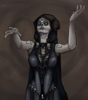 Mistress Death by maganda111