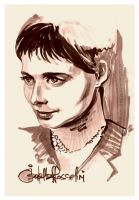 Isabella Rossellini by Lui-freelancer