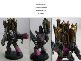 Noise Marine Lord by chaotea