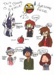 Original Characters? What? by InsaneLadyOfDoom