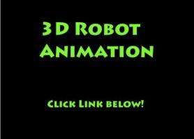 3D Robot Animation by AnDrew19787