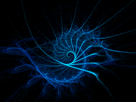 Apophysis: Spiral 5 by FractalMBrown