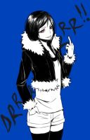 If Izaya was a girl... by enol001