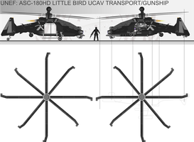 ASC-180HD Little Bird WIP #?...Almost there-Dark by Jon-Michael-May