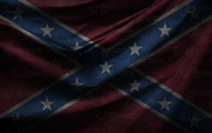 Confederate Flag by rockanatic