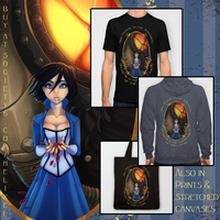 Praise the Songbird: shirts + hoodies by Helixel