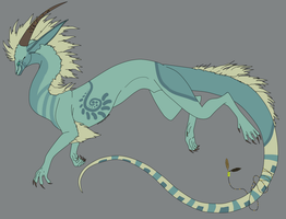Dragon Adoptable 1: closed by Fallen-Adopts
