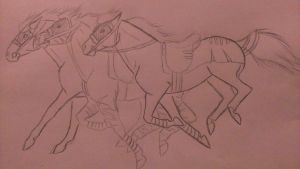 sketch for olympian by OccasionalSuicide