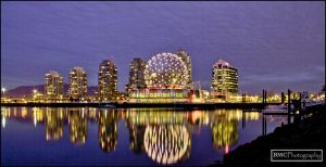 Science World, Vancouver by BMC-Photography