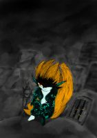 Midna in cell by Debb555