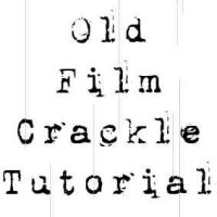 Old Film Crackle tutorial by Pylo