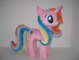 My Little Pony Friendship is Magic Pinwheel Plush by GreenTeaCreations