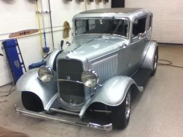 32 Ford Victoria by ArtKing3000