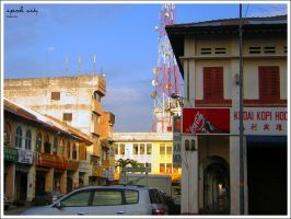 Ipoh City by meams