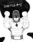Sketch-A-Day #41: Space Ghost! by robinzson