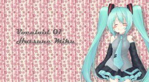 Miku 1 by areney93