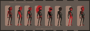 Tayden Fletcher Outfit Concepts by Immonia