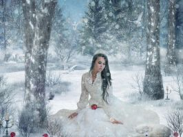 Snow Queen by xBlondinchenx2009