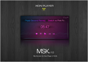 XION msk skin by mihaisk