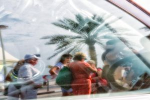 Reflections In Cars.3 by Bobbyus