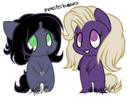 A Change In Manes by m00nbutt