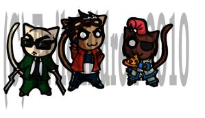 Generator Rex-Kitties by Evilchildren