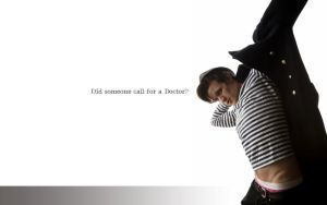 Matt Smith Wallpaper by WildeMoon