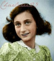 Anne Frank last photo by Charlieee23