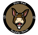 Foo-foo cuddly-poops icon by CuriouslyXinlove