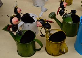 Bug Watering Cans by re--creation