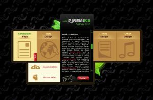Portfolio_2008_home_v0.5 by DesignersJunior